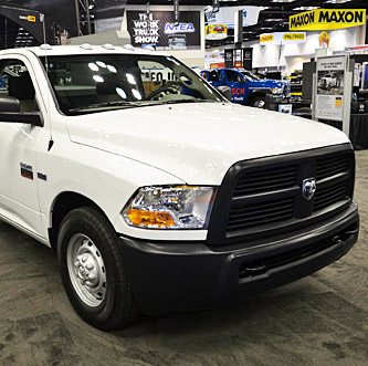 Introducing: Ram Commercial Vehicles