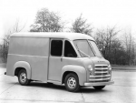 1951 Dodge Route Van