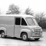 1951 Dodge Route Van