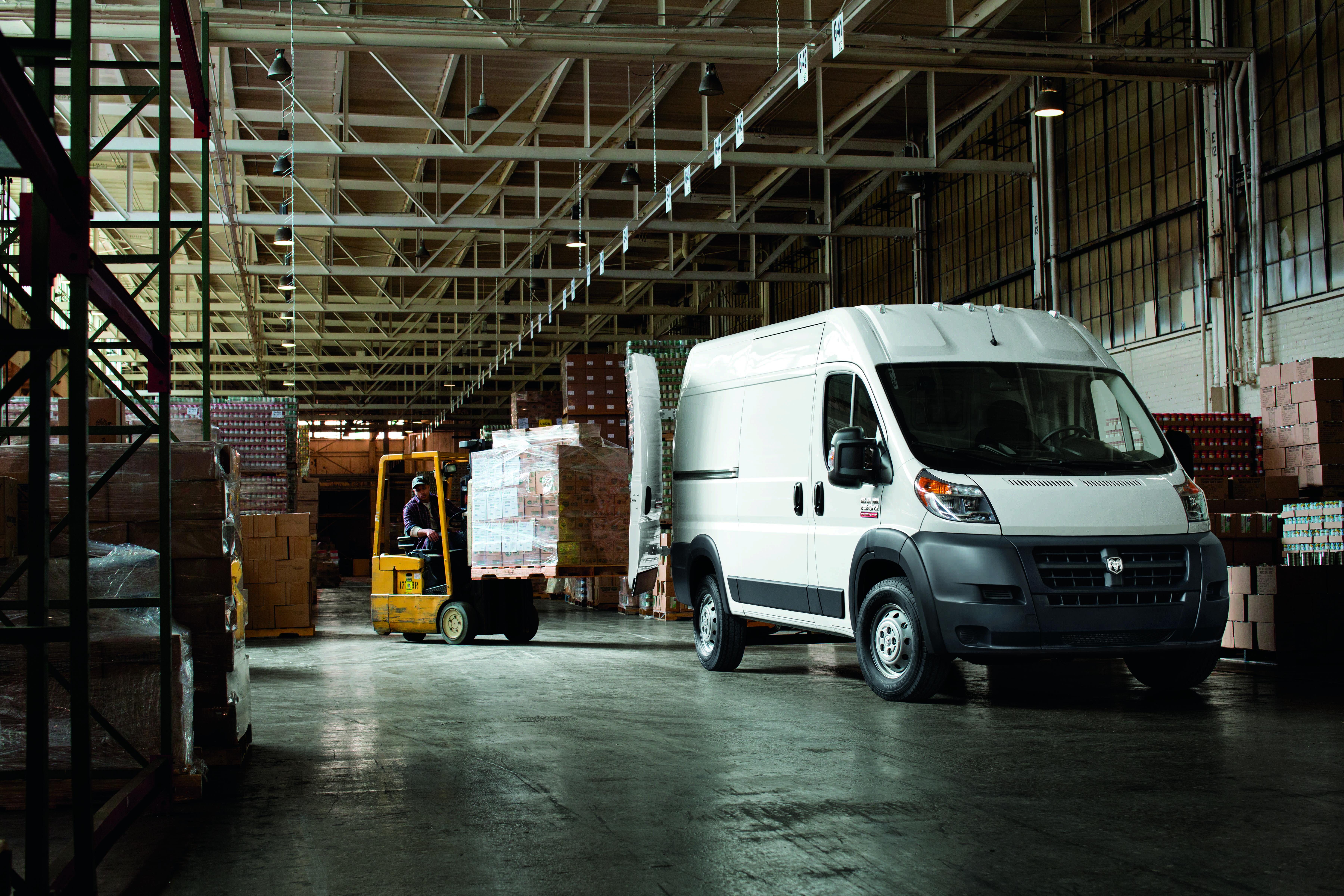 Usps Orders 9 113 Ram Promaster 174 2500 Cargo Vansfca Work
