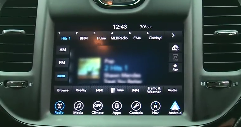 4g Lte Network Connectivity Now Available In Select Fca