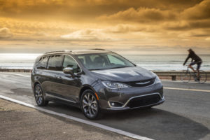 2018 Chrysler Pacifica To Offer Available 4g Lte Wi Fi Unlimited Data