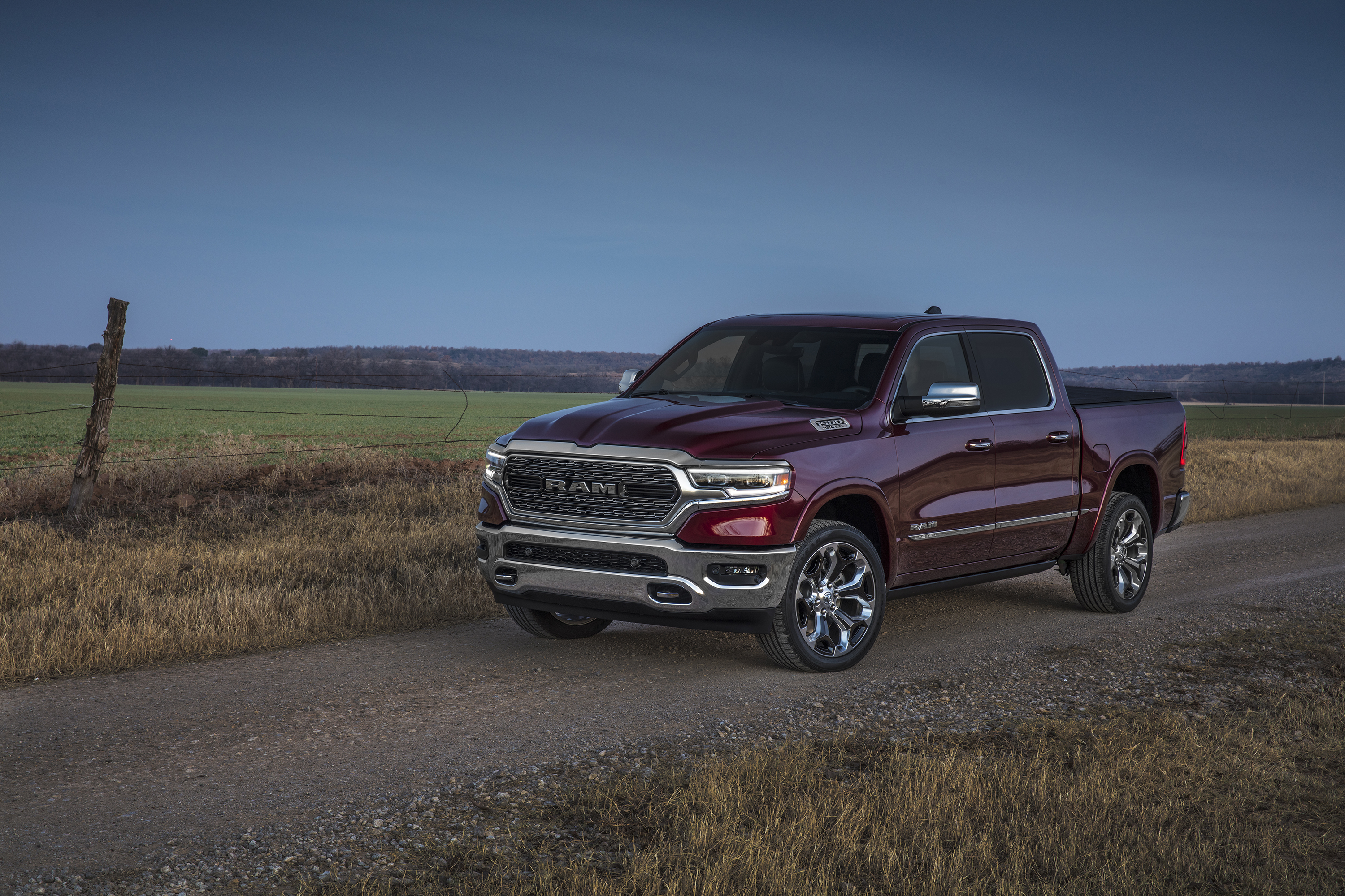See for Yourself ... The All-New 2019 Ram 1500 has ArrivedFCA Work Vehicles Blog