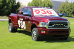 2018 Ram 3500 trim levels and product features.