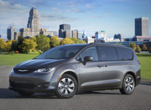 Chrysler Pacifica Hybrid Why This Vehicle