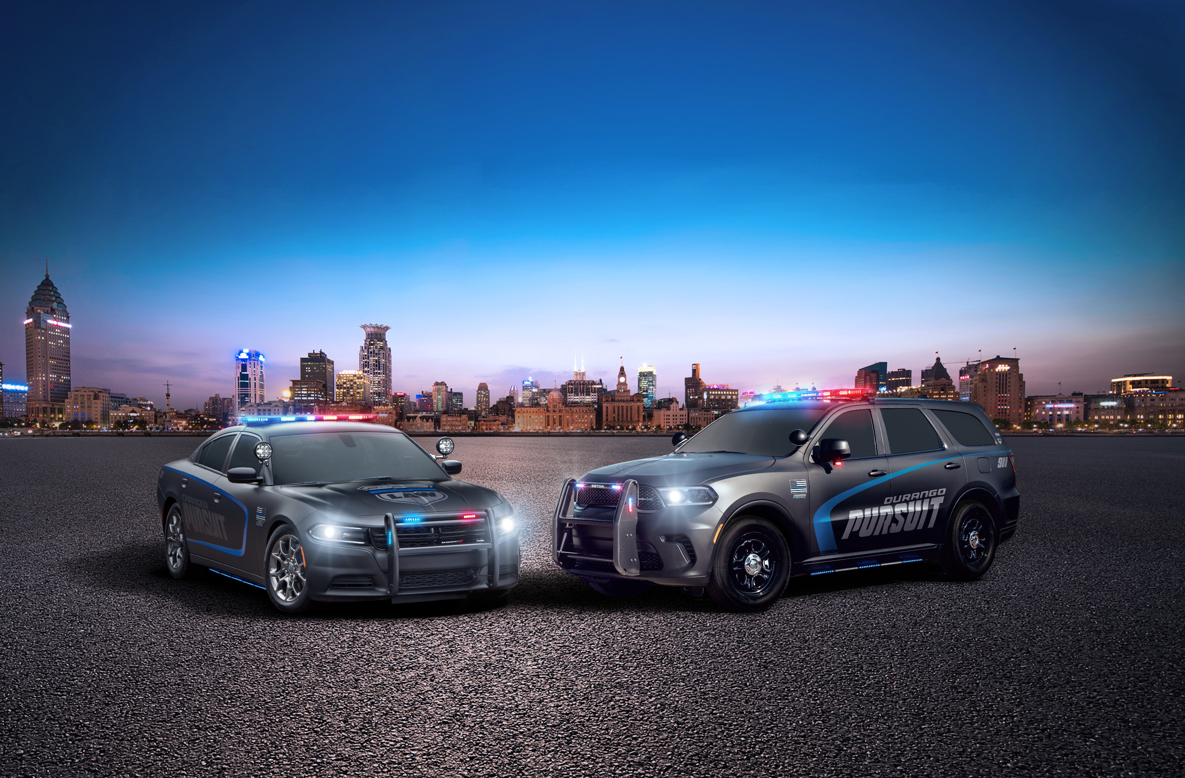 Dodge Charger Pursuit Dodge Durango Pursuit Updates For Model Year 2021fca Work Vehicles Blog